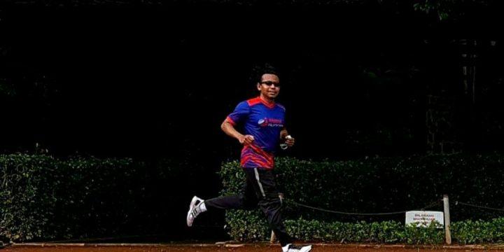 Metal Runners IA-MET ITB : Rekatkan Silaturahmi melalui Event Berlari Virtual